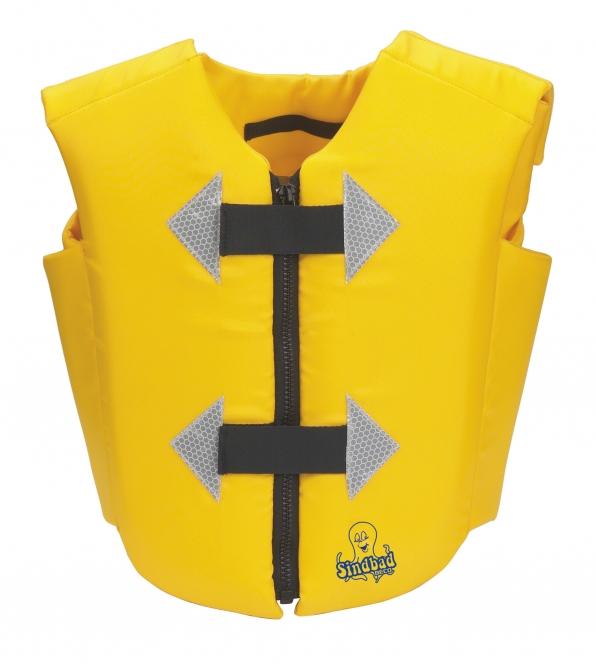 BECO - Schwimmweste Auftriebshilfe SINDBAD