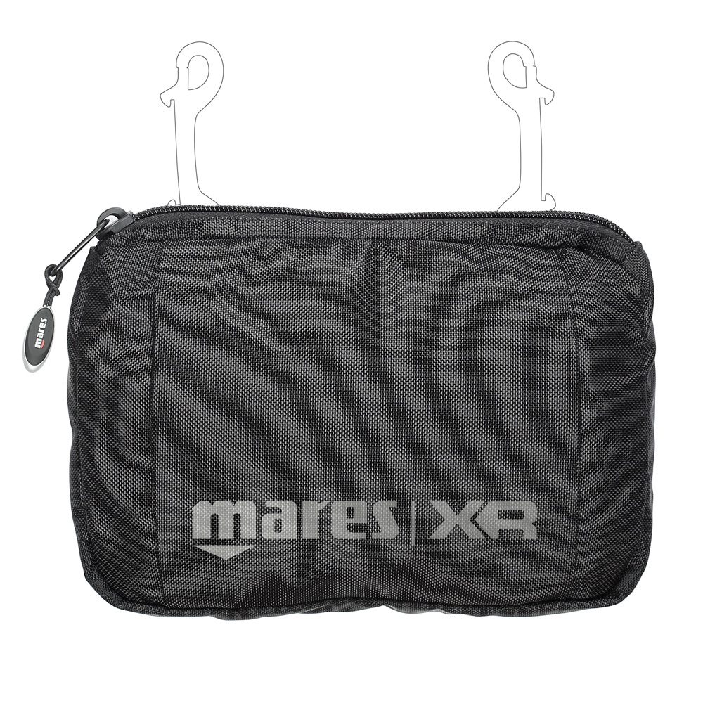MARES XR - Sidemount Back Pouch