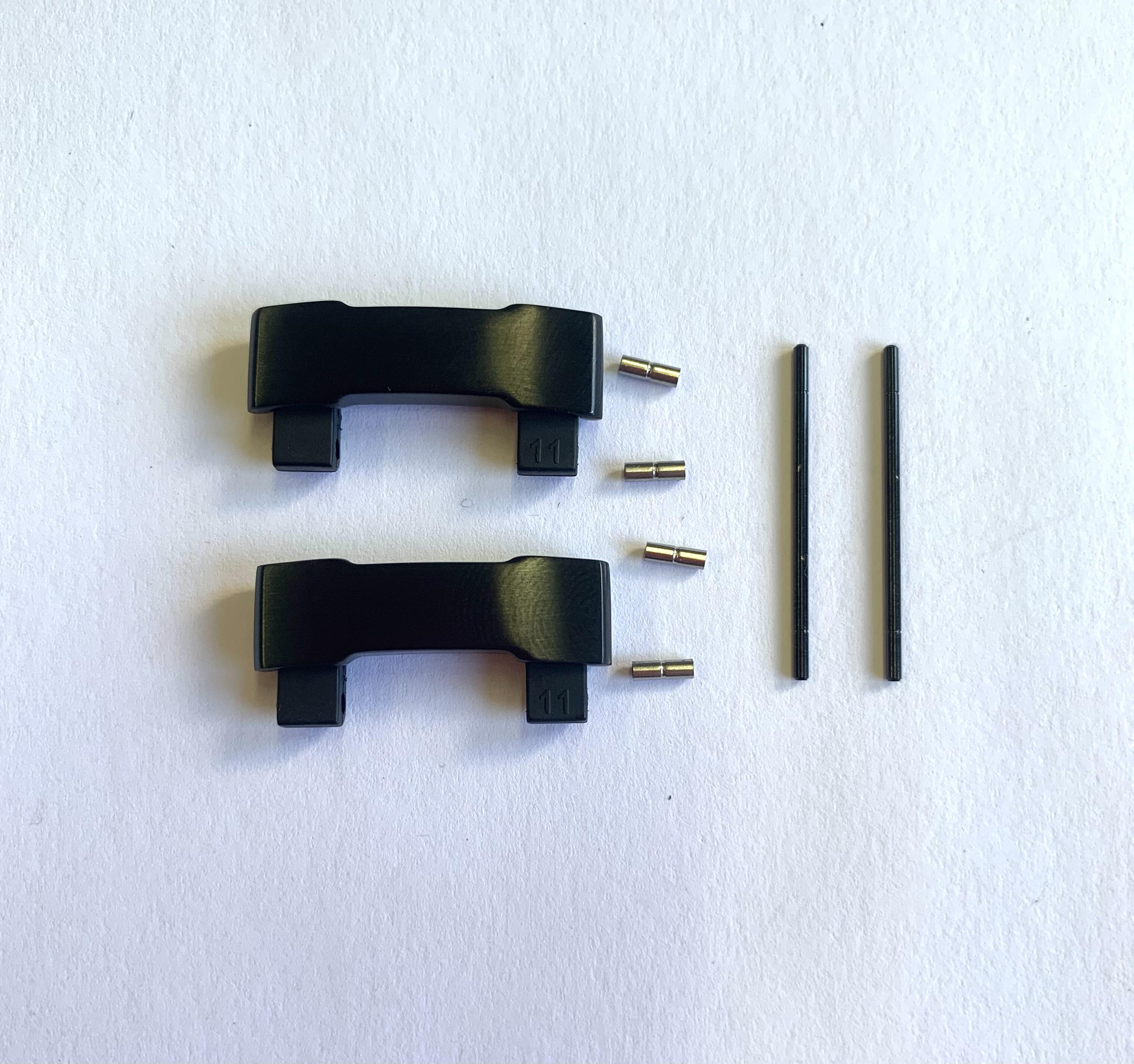 SUUNTO - Glied für Armband Metall D6i All-Black