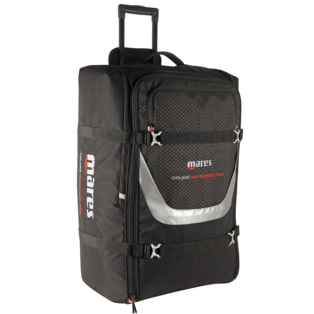 MARES - Cruise Backpack Pro Trolley