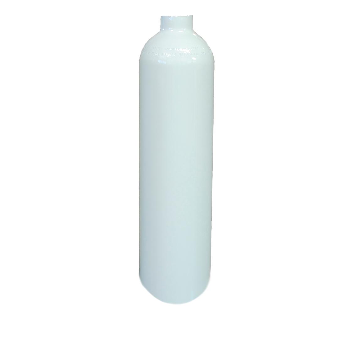FABER - Tauchgerät 200Bar Stahlflasche ohne Ventil+Fuß