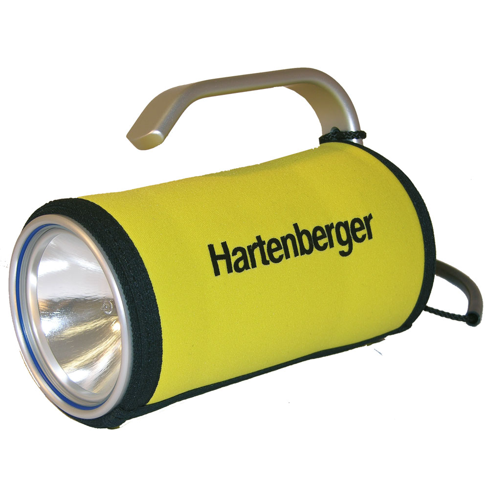 HARTENBERGER - Neoprenschutz Gelb Mega Compact