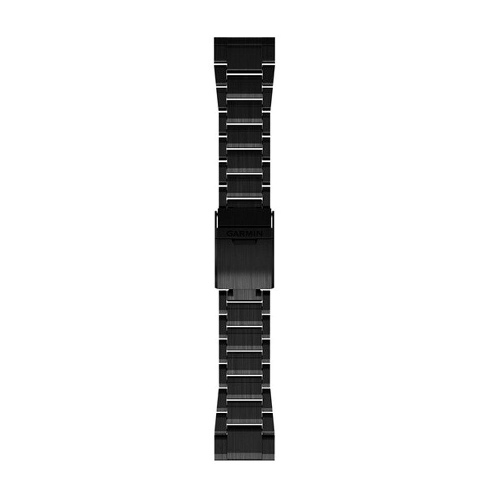 GARMIN - QuickFit® 26-Uhrenarmband (Descent™ Mk1) grau DLC-Titanarmband