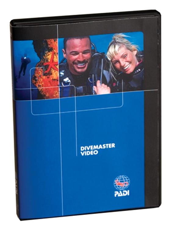 PADI - DVD Divemaster Diver Edition (DU/G/I)
