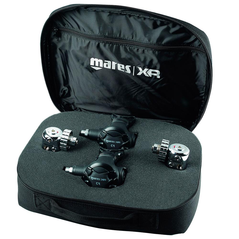 MARES XR - 25XR CR Full Tek Set-XR Atemregler Set