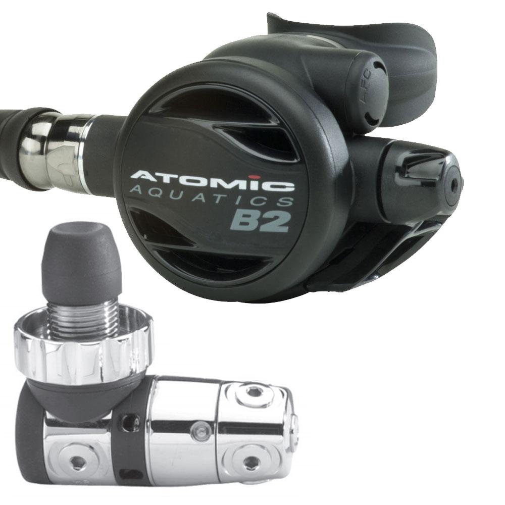 ATOMIC - B2 DIN Atemregler