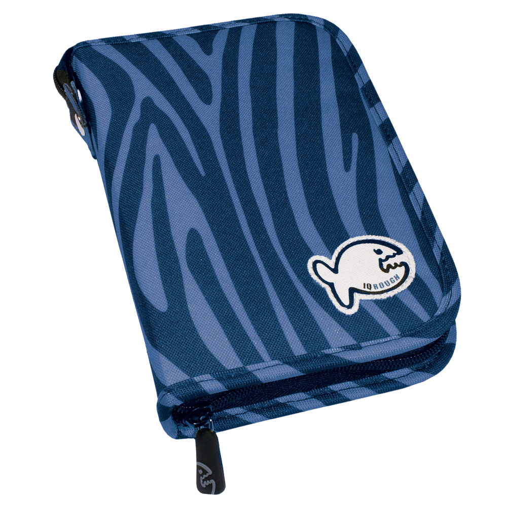 IQ - Q-Book Safari L navy Logbuch