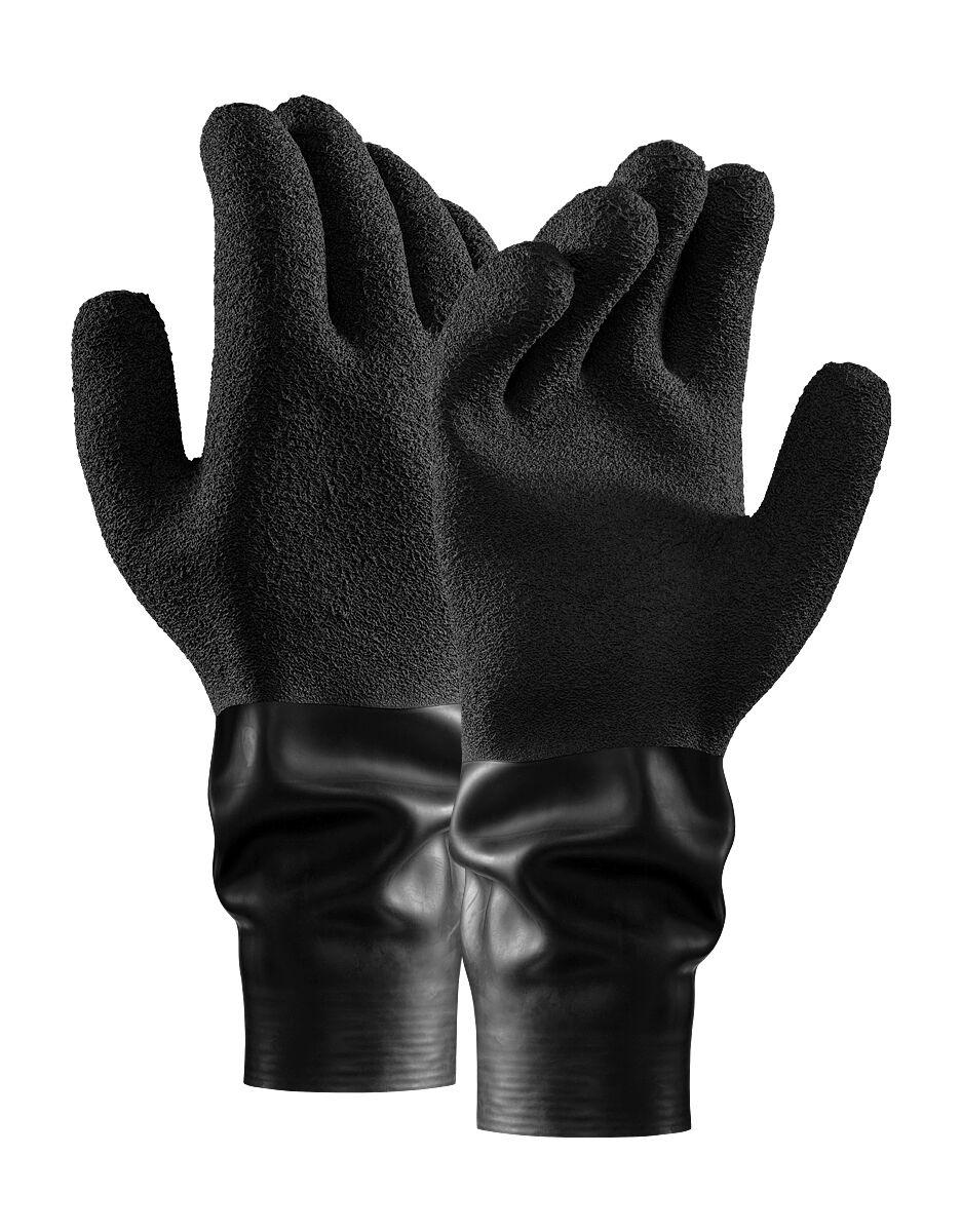 WATERPROOF - Drygloves HD Latex mit Thermo Handschuhen