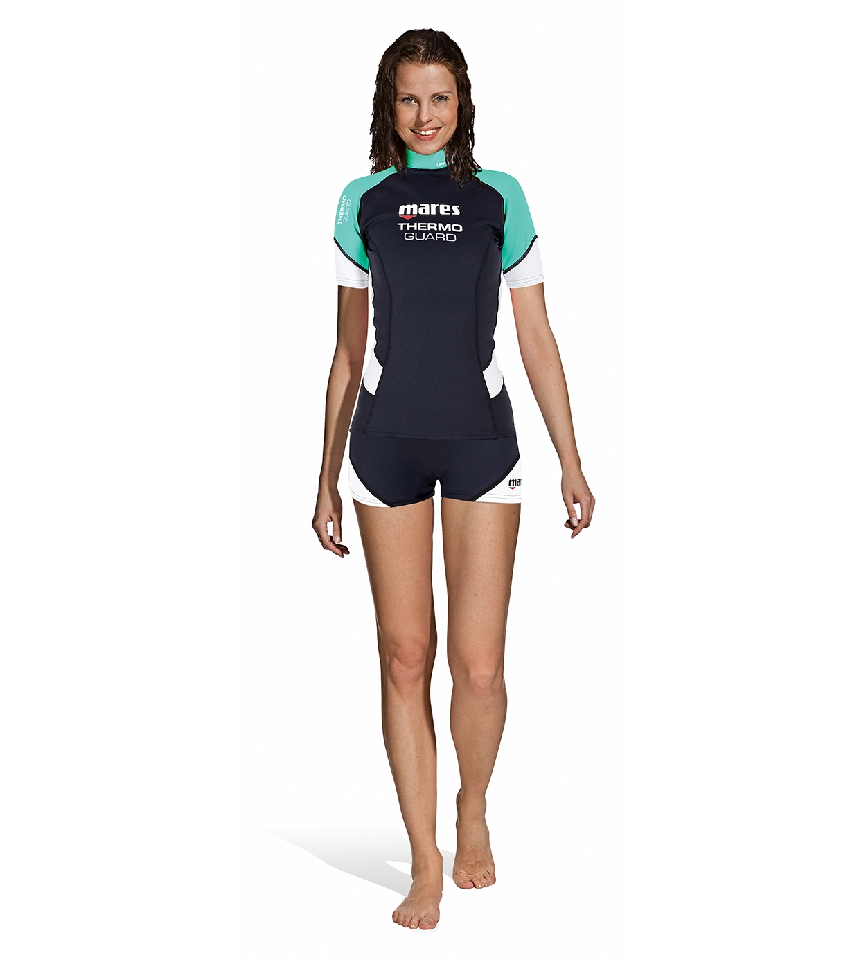 MARES - THERMO GUARD Short-Sleeve 0,5mm SheDives Damen